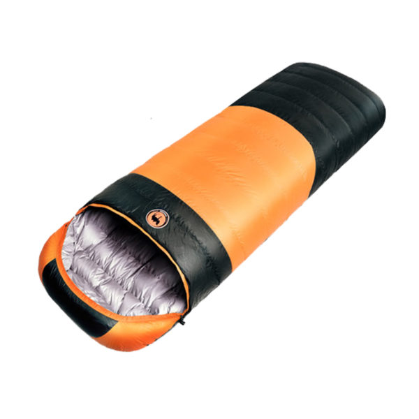 1.5kg/1.7kg Ultralight Envelope Sleeping Bag Outdoor Camping Duck Down Sleeping Bag Comfortably Goose Down Sleeping Bag 210*80cm