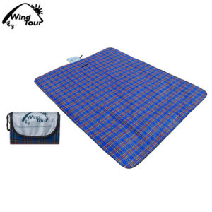 150*180cm Camping Mat Outdoor Waterproof Blanket SandBeach Self-driving Travel Picnic Barbecue Multiplayer Foldable Mats VK021