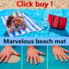 150x200cm Waterproof Foldable Outdoor Camping Mat Picnic Mat Plaid Beach Blanket Baby Climb Blanket Multiplayer Tourist Mat