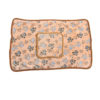 1PC Hot Warm Size XS-L Pet Mat Small Large Paw Print Cat Dog Puppy Fleece Soft Blanket Cushion Pet Accessories 3