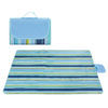 2 Size Foldable Outdoor Camping Pad Picnic Beach Mat Sleeping Oxford Mattress Blanket  Baby Climb Plaid Beach Blanket Waterproof