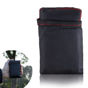 2 size Folding Outdoor Pocket Blanket Waterproof Beach Picnic Camping Mat Compact Garden Nylon Pocket Picnic Mat Lawn Beach Mat