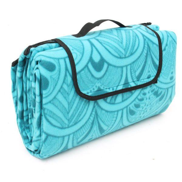 200x200CM Waterproof Folding Picnic Mat Outdoor Camping Beach Moisture-proof Blanket Portable CampingMat Hiking BeachPad