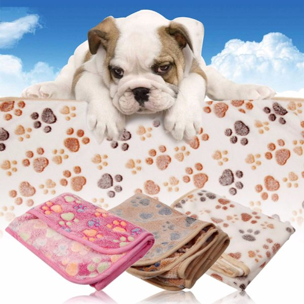 2017 Cute Warm Pet Mat Bed Puppy Blanket Mat Cat Cushion pet travel Mattress Pad Pet Supplies Drop Ship Free Shipping
