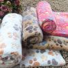 2017 Cute Warm Pet Mat Bed Puppy Blanket Mat Cat Cushion pet travel Mattress Pad Pet Supplies Drop Ship Free Shipping 4