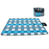 2017 Outdoor Picnic Mat Camping Baby Climb Plaid Blanket Beach Waterproof Moistureproof Picnic Blanket Baby Mat Camping Mat