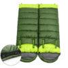 2018 Adults' 3 Season Hollow Cotton Splicing Sleeping Bags Outdoor Sports Thick Hiking Camping Climbing Warm Sleeping Bag VK023 5