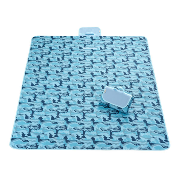 2018 Camping Mat Outdoor Foldable Sandless Mat Climb Plaid Crawling Blanket Picnic Mat Waterproof Blanket Sand Free Beach Mat