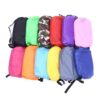 240*70cm Fast Inflatable Lazy bag Air Sleeping Bag Camping Portable Air Sofa Beach Bed Air Hammock Nylon Banana Sofa Lounger 2