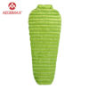 AEGISMAX Outdoor Camping  Ultralight 95% Goose Down Mummy  Sleeping Bag Three-Season Down Sleeping Bag Outdoor Lazy bag 2