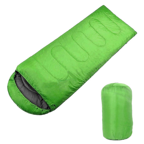 Adult Single Camping Waterproof Suit Case Envelope Sleeping Bag