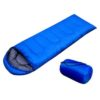 Adult Single Camping Waterproof Suit Case Envelope Sleeping Bag 4