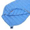 Aegismax M2 Lengthened Blue Wing Mummy Sleeping Bag Ultralight White Goose Down Outdoor Camping Hiking Saco de dormir 200cm*86cm 4