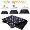 [COOBY] Plus Thick Dog Beds Mats Cushions Dog Cat Blanket For Puppy Cat Pet Warm Sofa Pet Product Dog Bed Mat All Seasons COO007 6