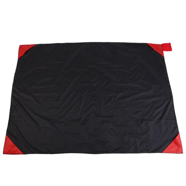 Camping Folding Picnic Mat Portable Pocket Compact Garden Moistureproof pad Blanket Waterproof Ultralight Yoga Outdoor