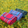 Camping Mat picnic Blanket Foldable Baby Climb Plaid Blanket Outdoor  Waterproof Beach blanket For Multiplayer Picnic