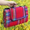 Camping Mat picnic Blanket Foldable Baby Climb Plaid Blanket Outdoor  Waterproof Beach blanket For Multiplayer Picnic 3