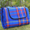 Camping Mat picnic Blanket Foldable Baby Climb Plaid Blanket Outdoor  Waterproof Beach blanket For Multiplayer Picnic 4