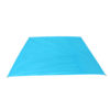 Delicate Promotion Tarp Airbed Waterproof Outdoor Picnic Beach Camping Mat Camping Tarpaulin Bay Play Mat Plaid Blanket 4