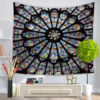 Delicate Wall Tapestry Multifunction Mandala Carpet Beach Blanket Tablecloth For Home Decoration Supplise 9 style Free Shipping 2