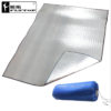 Double-sided Aluminum Film Ultralight Camping Picnic Mat Tent Accressories Equipment Picnic Blanket Waterproof Sleeping Mat 2