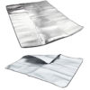 Double-sided Aluminum Film Ultralight Camping Picnic Mat Tent Accressories Equipment Picnic Blanket Waterproof Sleeping Mat 4