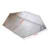 Double-sided Aluminum Film Ultralight Camping Picnic Mat Tent Accressories Equipment Picnic Blanket Waterproof Sleeping Mat 5