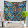 Ethnic Style Home Tapestry Multifunction Print Beach Towel Blanket Tablecloth For Party Decooration Supplise 7 Style Free Ship 4