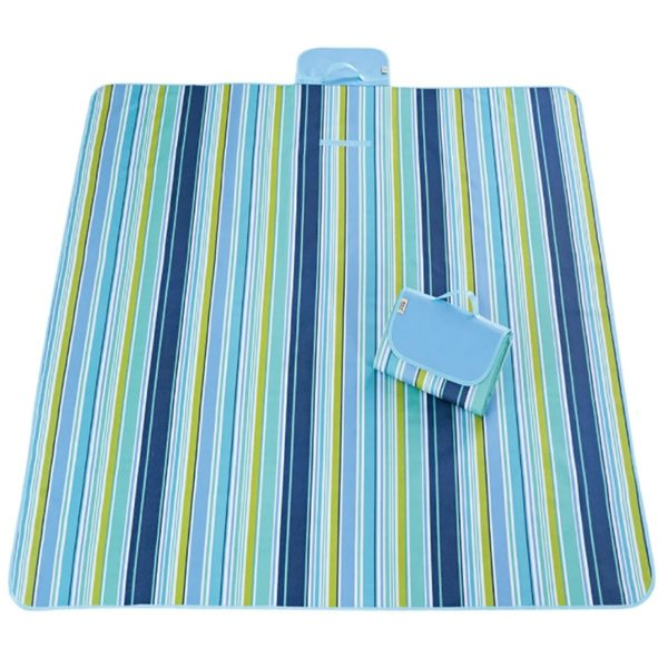 Foldable Waterproof Picnic Mat Rug Blanket Moisture proof Outdoor Camping Beach Travel BBQ For Beach And Fishing New