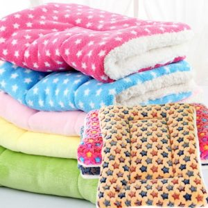 Good Quality Dog Cat Rest Blanket Breathable Pet Cushion Dog Cat Bed Soft Warm Sleep Mat