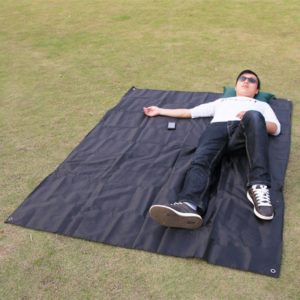 High Quality Camping Mat Outdoor Waterproof Folded Picnic Pads Sandbeach Mat Blanket Pad Hiking Tent Tarpaulin Play Mat With Bag