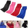 Home Winter Warm Fleece Mermaid Blanket Kids Throw Bed Wrap Super Soft Sleeping Bed Blanket Robe Cloak With Sleeves 4 Colors