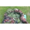 JHO-Cotton Camping sleeping bag 15~5degree envelope style camouflage Multifuntional Outdoor SleepingBag Travel Keep Warm LazyBag 3