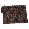 JHO-Cotton Camping sleeping bag 15~5degree envelope style camouflage Multifuntional Outdoor SleepingBag Travel Keep Warm LazyBag 4