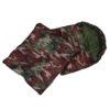 JHO-Cotton Camping sleeping bag 15~5degree envelope style camouflage Multifuntional Outdoor SleepingBag Travel Keep Warm LazyBag 5