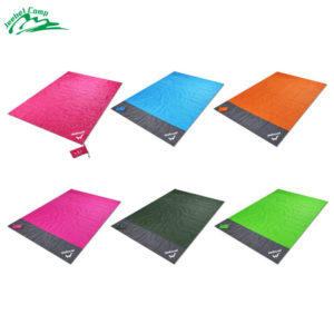 Jeebel 140x210cm Pocket Picnic Beach Mat Sand Free Blanket Waterproof Camping Outdoor Picknick Tent Folding Cover Bedding