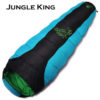 Jungle King 1150G Night Sleeping Bag Outdoor Winter Warm Down Envelope Bag Single Sport Camping Hiking Equipment Accessories 2