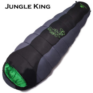 Jungle King 1150G Night Sleeping Bag Outdoor Winter Warm Down Envelope Bag Single Sport Camping Hiking Equipment Accessories