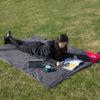 KORAMAN brand portable ultra-thin folding camping mat pocket blanket camping waterproof blanket outdoor picnic mat 6