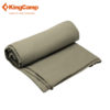 KingCamp Outdoor Camping Envelope Sleeping Bag Liner for Travel, Camping 220x86cm Splicing Cotton Portable Sleeping bags 2