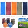 LIXADA 190*75cm Envelope Sleeping Bag Adult Camping Outdoor Mini Walking beach Sleeping Bags Ultralight Travel Bag Spring Autumn 6