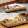 Large Dog Bed Warm Pet Puppy House Cushion Soft Kennel Nest Sofa Mat Blanket For Medium Large Dogs Golden Retriever Labrador Big 2