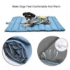 Large Dogs Bed Mat Outdoor Picnic Mats Waterproof Warm Pet Bed Blanket Multi-Function Folding Portable Pet Blankets 2