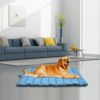 Large Dogs Bed Mat Outdoor Picnic Mats Waterproof Warm Pet Bed Blanket Multi-Function Folding Portable Pet Blankets 4