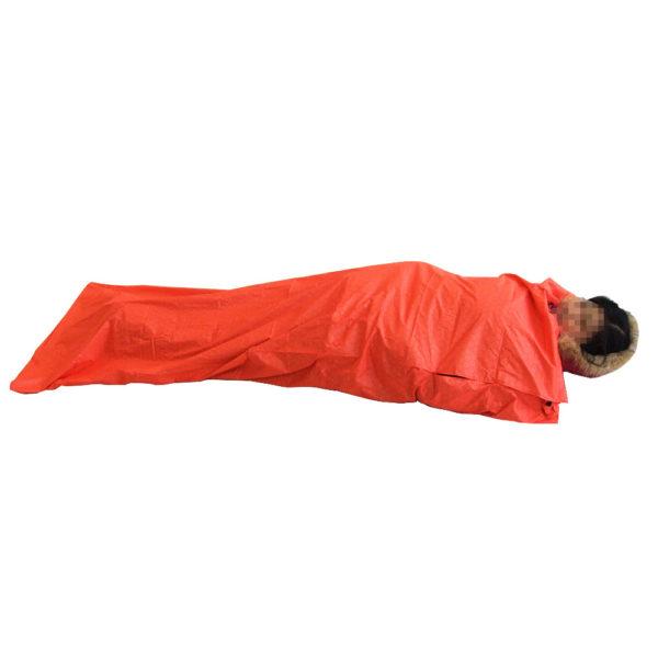 Lixada Portable Single Sleeping Bag Outdoor Camping Travel Hiking Sleeping Bag 200 * 72cm Single sleeping bag 15D nylon