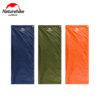 NatureHike 190*75cm Coral Velvet Envelope Sleeping Bag Ultralight For Hiking Camping Traveling NH17S015-S 3