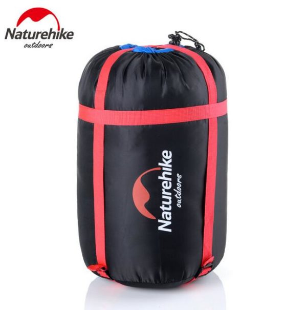Naturehike Compression Sack for Sleeping Bag Lightweight Stuff Sack Bag Outdoor Camping Hiking Travel Pack Storage Carry Bag