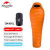 Naturehike New Outdoor Duck Down Sleeping Bag Mummy Sleeping Bag Winter Sleeping Bag NH15D800-K 4