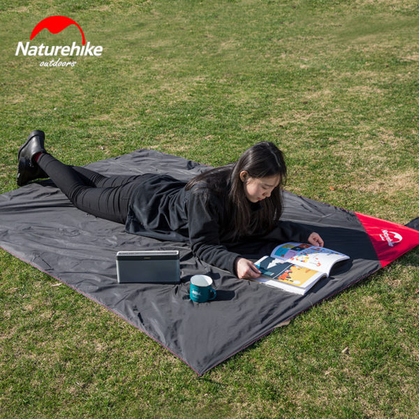 Outdoor Camping Mat Compact Pocket Blanket Portable Waterproof Ground Cover Picnic Tarp For Beach Travel Hiking Camping Sports