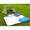 Outdoor Camping Mat Waterproof EVA Mat Picnic Mattress Tent Ground Sheet Sport Yoga Blanket Baby Crawling Mat 200*200*0